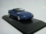 BMW Z1 E30 1991 Blue Metallic 1:43 Maxichamps